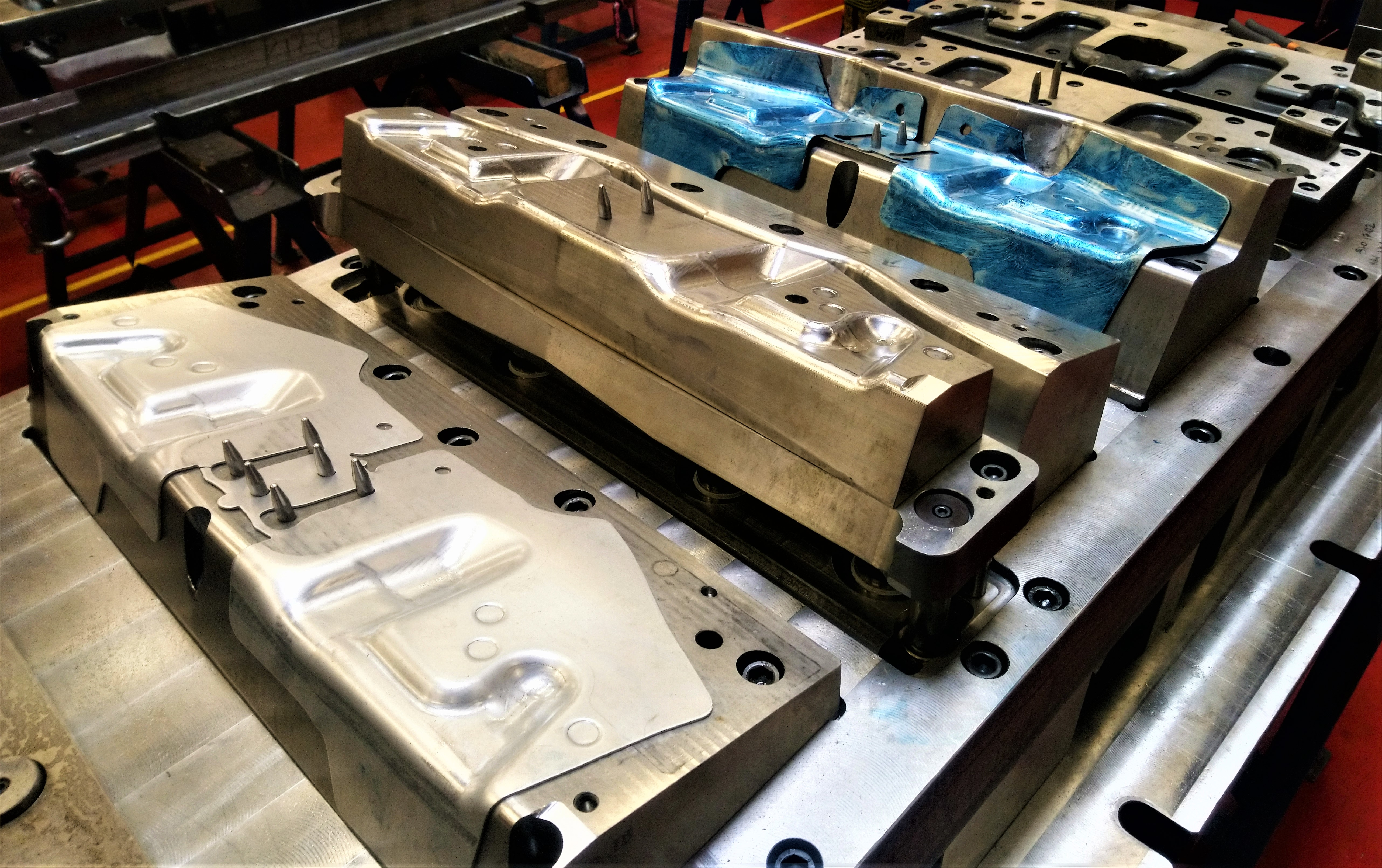 Tooling design and manufacture